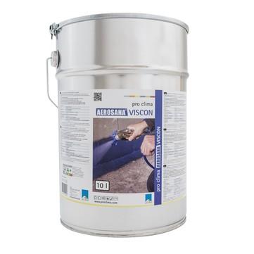 MOLL Aerosana Visconn 10l je Gebinde sprühbare Luftdichtung Acryldispersion