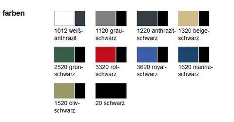 Intra Arbeitshose Florian Gr.52 125/100 Anthrazitschwarz