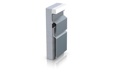 ST Extruded Trittschutzprofil Außeneck 226160-0-3 AN150 90 Grad Aluminium