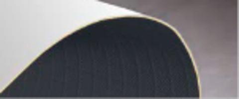 Schedetal ExtruBit KSK 2,4 mm 1,05x15 m Glasvlies mittige Kunststoffdichtungsbahn Schwarz