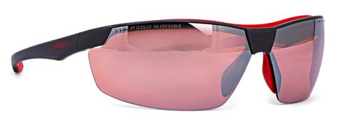 Intra Brille Flexor Plus Outdoor 9026-886 Gestell rot Braun