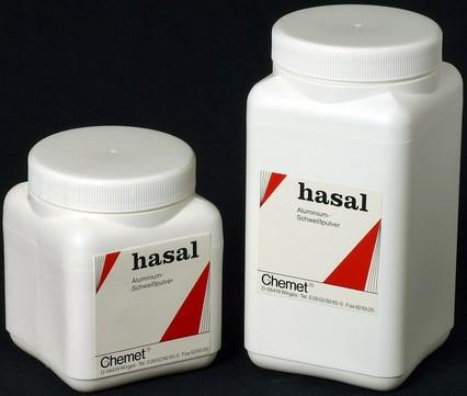 Chemet Alu Schweisspulver Hasal 1 kg