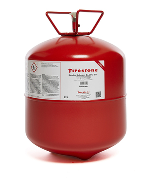 Firestone Bonding Adhesive BA-2012 S/TF 22L Sprühkleber im Druckbehälter