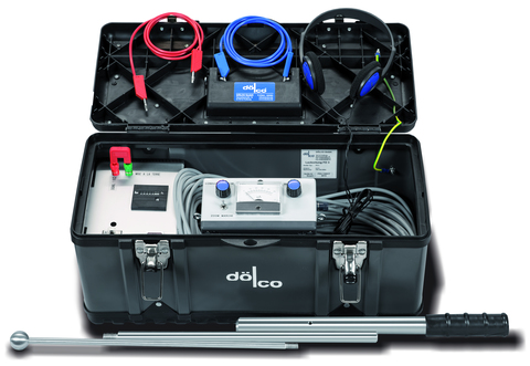 DÖL Leckortungsgerät FD3 Elektro-Akustik