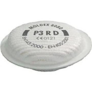 Hauser Moldex Partikelfilter 8080 P3