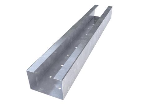 DTB Dachlattenverbinder 40x60 mm 500 mm Tectum Verzinkt
