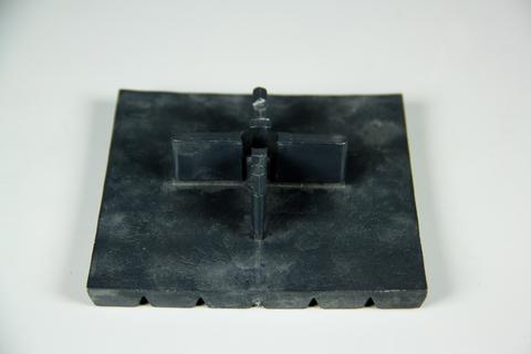 Sika Plattenlager P/10 5 mm Sikaplan P 1/20 Schwarz