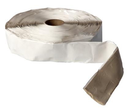 Sika Sikalastic Flexistrip 15 m Weiß