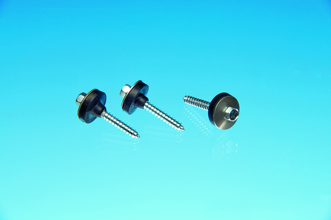 ThyssenKrupp Plastics Schraube spezial PID 6,5x 50 mm für Wellplatte Typ A 100St/Pak Edelstahl V2A