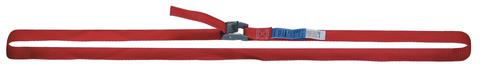 Dolezych Zurrgurt DoZurr 250 2,5 m 25 mm 1-teilig Umreifung Rot