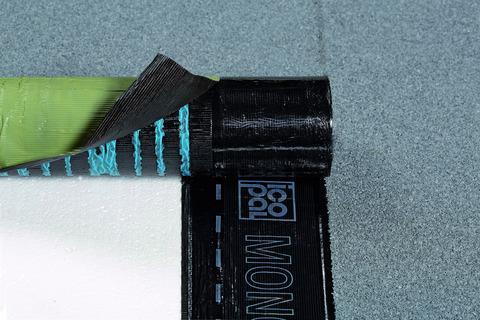 Icopal Primer Rapid 25 l lösungsmittelhaltig Bitumen--Voranstrich