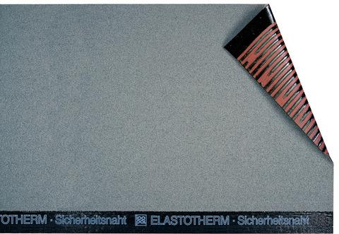 Icopal THERMOSOLO 4,7 mm 7,5x1,0 m T-Cut neu mit bestreuungsfreiem Querstoß Lichtgrau