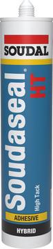 Soudal Soudaseal HT 290 ml 12 Stück Schwarz