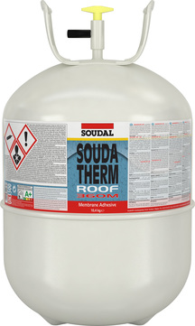 Soudal Soudatherm Roof 360 10,4 kg Grau