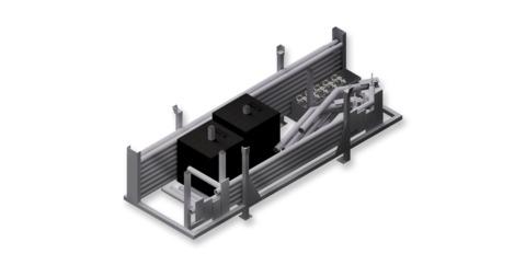 ALTEC Transportgestell AluSecura Aluminium