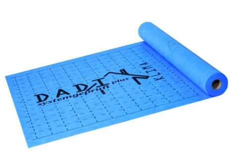 B.E.T.A. Tape Dampfbremse DadiplusKlima 75m2 je Rolle 1,5x50m Azurblau