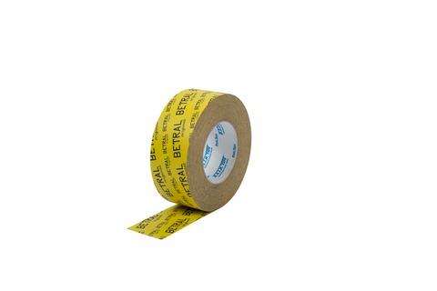B.E.T.A. Tape Spezialpapier Betral 60 mm x 40 m zum luftdichten Verkleben Gelb