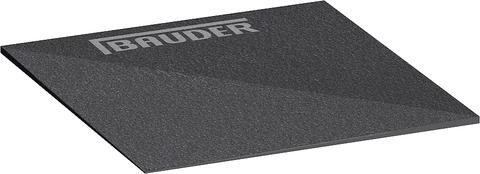 Bauder PIR GFS 5/25 mm 1200x1200 mm 2.0 % Lambda D 0,040W/mK WLS 041