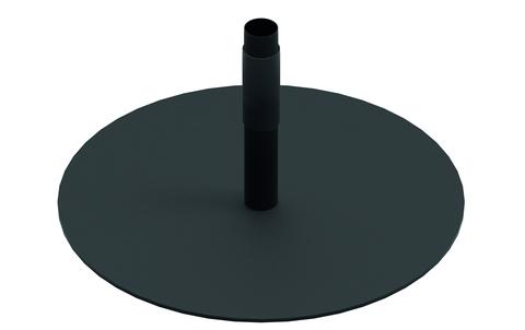 Bauder Secutec Manschette D20 mm inklusive Schrumpfschlauch Bitumen