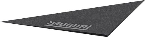 Bauder PIR KFS Dreieck 5/23mm 1200x1200mm 2.0% 8 Platten im Paket WLS 041