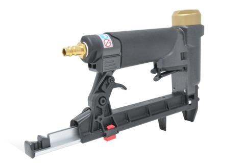 Dr. Gold Tacker REGUR PT-16 pneumatischer, Klammer HP-7,10+13mm