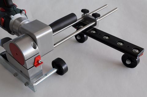 WUK Seitenanschlag bis 650mm verstellbar,f.1020 C2E+C2A