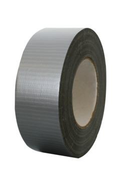SOPREMA Alsantool Gewebesteinband 50 mm PVC 50 m Silber