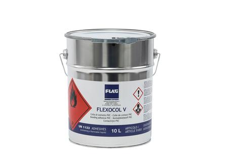 SOPREMA Flexocol V Kontaktkleber 10 l Polyvinylchlorid