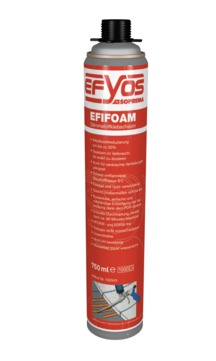 SOPREMA Dämmstoffklebeschaum 750 ml Efifoam 1K Polyurethan