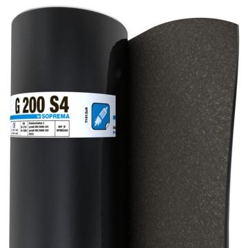 SOPREMA G200S4 1,00x5,0m 30 Rollen je Palette