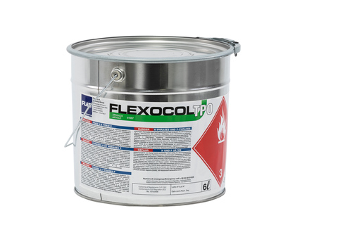 SOPREMA Flexocol Kontaktkleber 6,0l Flexible Polyolefine