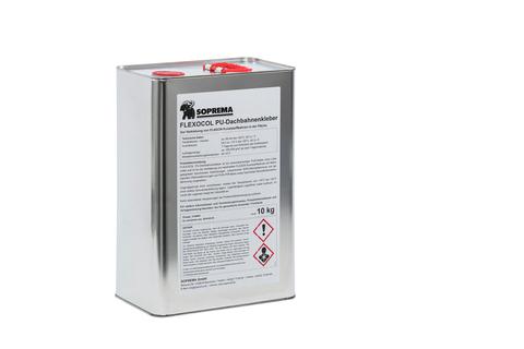 SOPREMA Flexocol PU-Dachbahnenkleber 10 kg