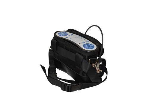 DÖL Rauchgasaggregat FD5 Sensor-Fahrwagen akt.Gas-Ansaugsys.