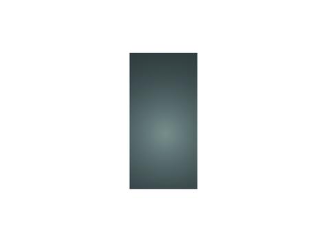 Eternit Dachplatte 32x60 cm Doppeldeckung 6-12 glatt Rechtecker vollkantig ungelocht Blauschwarz