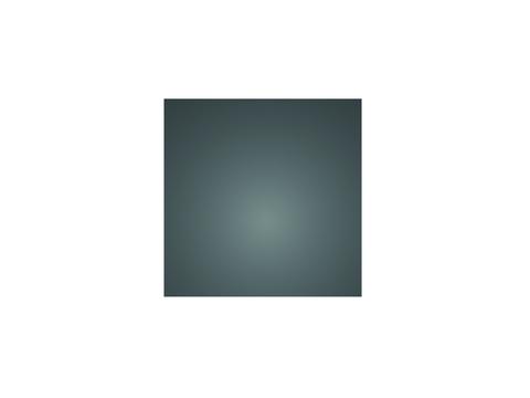 Eternit Dachplatte 40x40 cm Fuß- und Kehlplatte glatt vollkantig ungelocht Blauschwarz