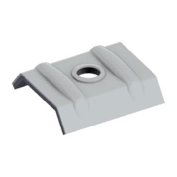 EJOT Orkankalotte 26-27 mm RAL9006 weißaluminium Alu