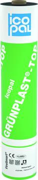Icopal GRÜNPLAST 1,00x7,5 m PP-Vlies/Rillen-Vario mit Folie