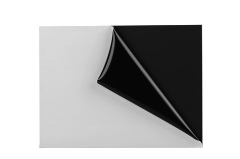 Palmer Tafel 0,70mm DN1000/2000 Alu 4,00kg je Tafel anthrazit/sepiabraun