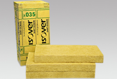 SAINT-GOBAIN ISOVER WAB Metac WP 1250x600x160 mm Wandkassettendämmplatte WLS 035