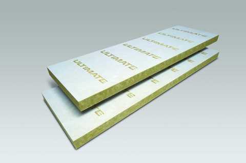 SAINT-GOBAIN ISOVER Ultimate Integra AP Supra 100 mm 1900x600 mm Sanierungsplatte WLS 032