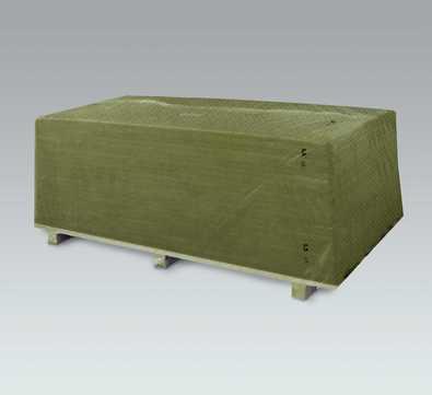 SAINT-GOBAIN ISOVER Akustic HWP2 40 mm 1900x1200 mm Haustrennwandplatte WLS 035