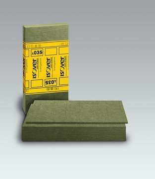 SAINT-GOBAIN ISOVER Akustic EP5 25mm 1200x625mm Estrichdämmplatte 6,00m2 im Paket WLS 035