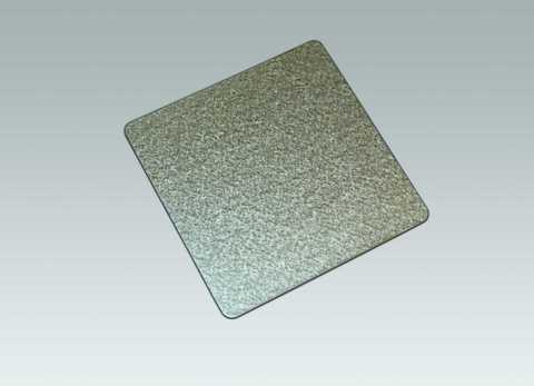 SAINT-GOBAIN ISOVER Integra AP SupraDisc Montagehilfe 100x100x0,88mm Verzinkt