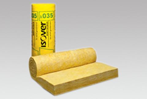SAINT-GOBAIN ISOVER Metac UF 6000x1200x 80 mm Universalfilz WLS 035