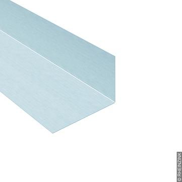 RHEINZINK Winkelstreifen 280/0,7mm 3m glatt Classic walzblank