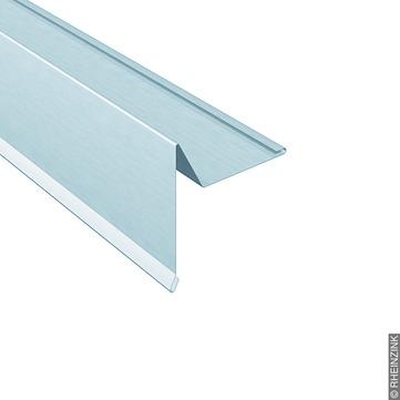 RHEINZINK Windfederprofil 280/0,7mm 3m mit Falz Classic walzblank