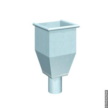 RHE 6tlg Wasserfangkasten 100mmCLZN