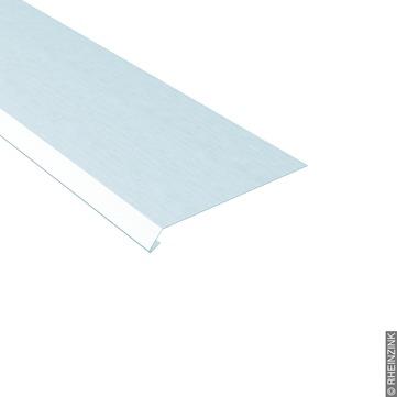 RHEINZINK Nackenblech 167/0,70mm 3m glatt 135 Grad Classic walzblank