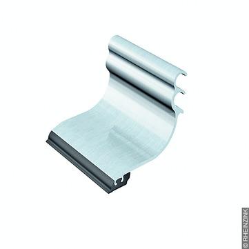 RHEINZINK Eishalter S5 Alu für Schneefangschiene Titanzink
