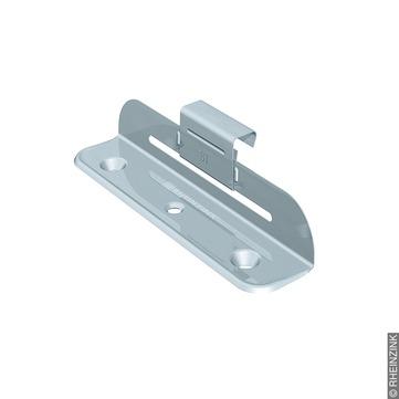 RHEINZINK Schiebehaft ST für Stehfalzhöhe 25 mm 150St/Kar Edelstahl